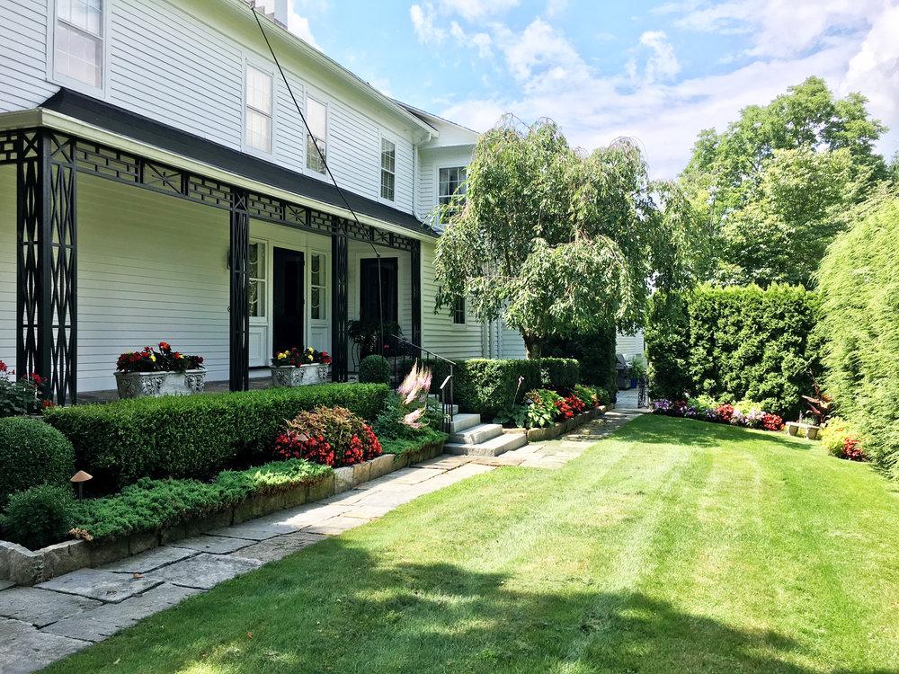 1829.George C. Woodruff House. North Garden.Marla Patterson..jpg