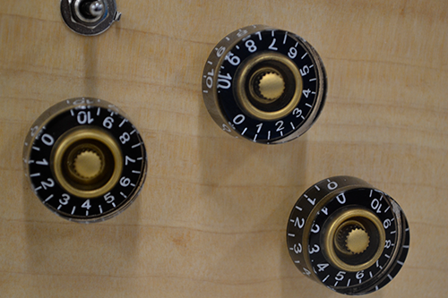 StoryWood 4R-4 speed knobs