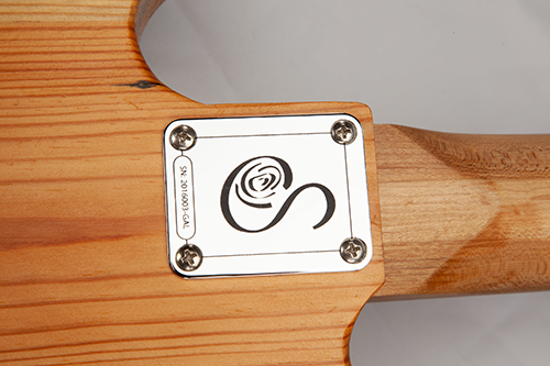 StoryWood Music Optional Neck Plate