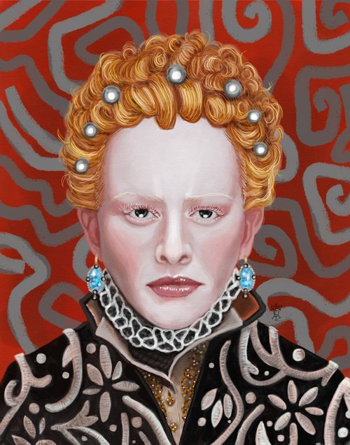 Portrait Paintings -