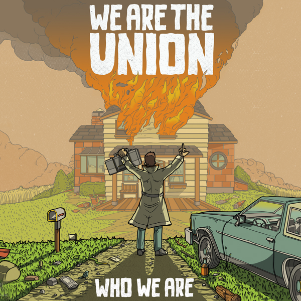 "BTR002 - We Are The Union - ""Who We Are"""