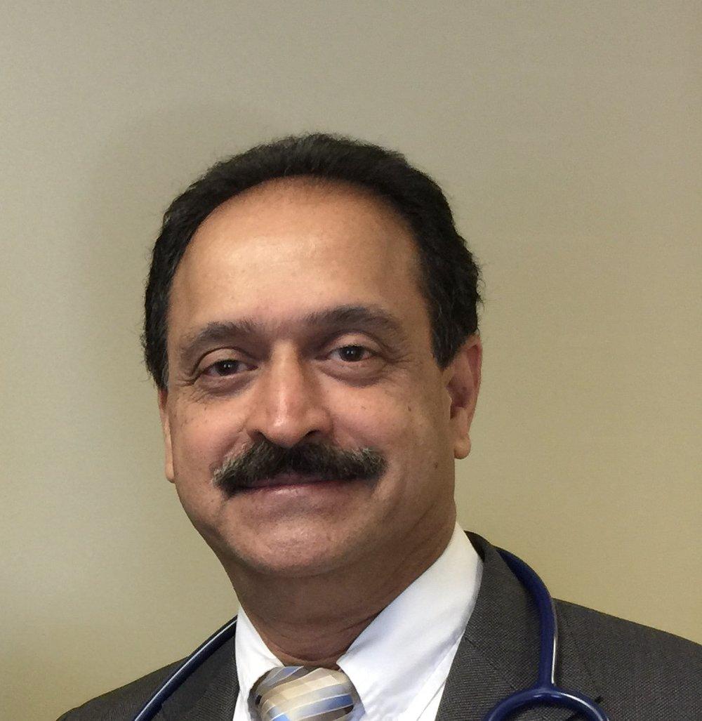 Suresh Baliga, MD, MRCP (UK)