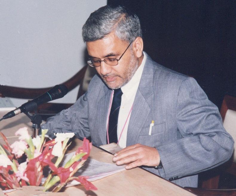 VK Kapoor, MD, FRCS, FACS, FACG