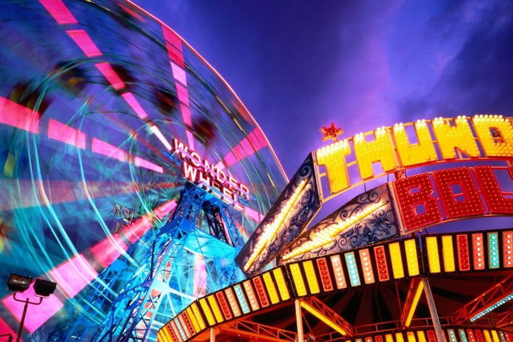 CATHOLIC CONEY - Come to Coney with MBP for cheap prices! Rides, Mass, and more!