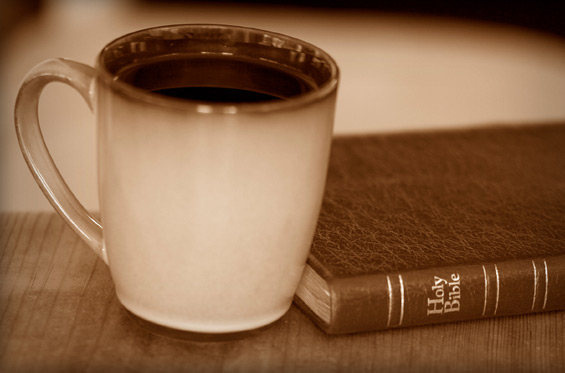 COFFEE WITH CHRIST - Come have coffee as we journey through the scriptures!