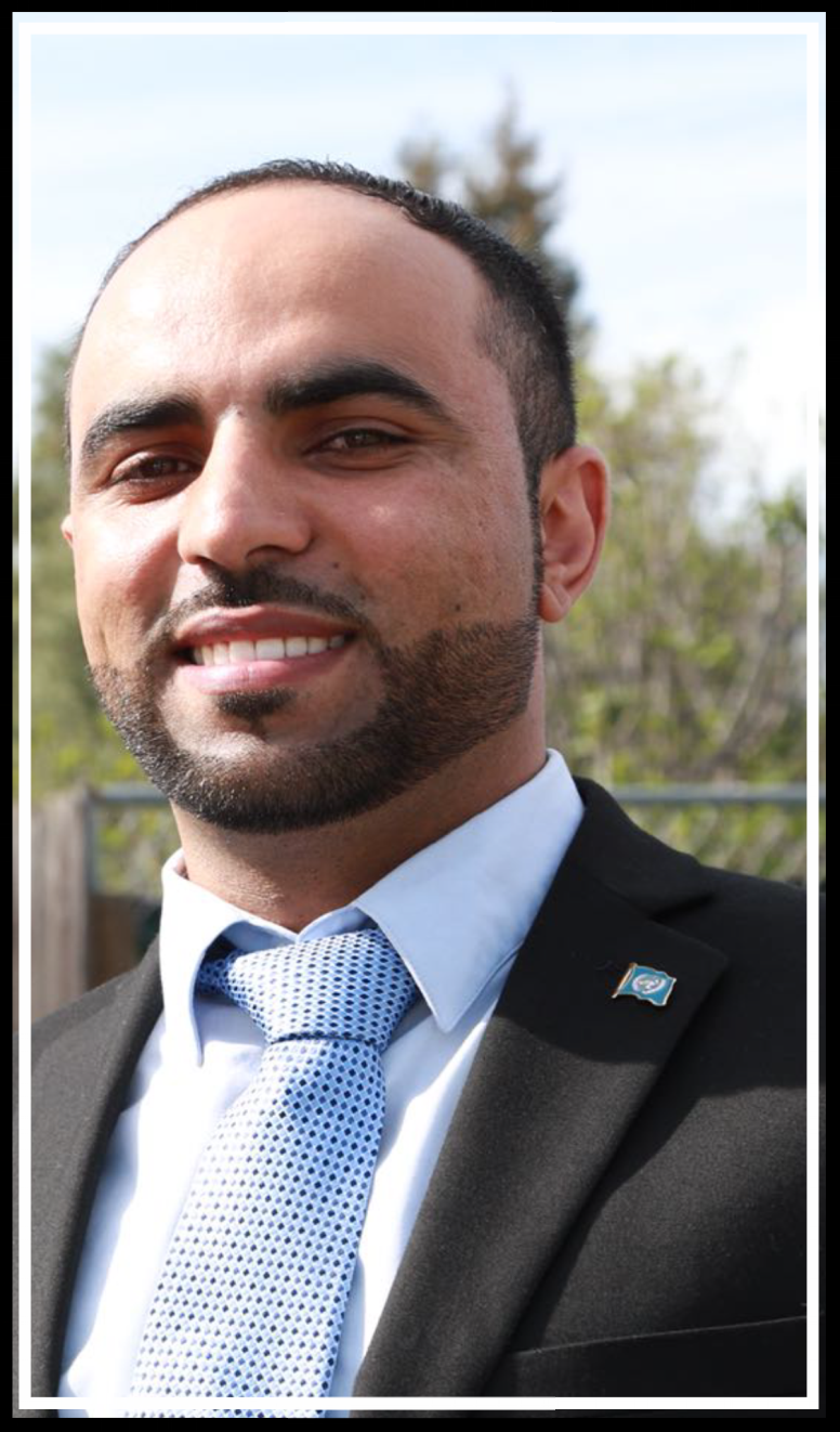 Chair of Advocacy Committee, Mokhtar Mohamed.