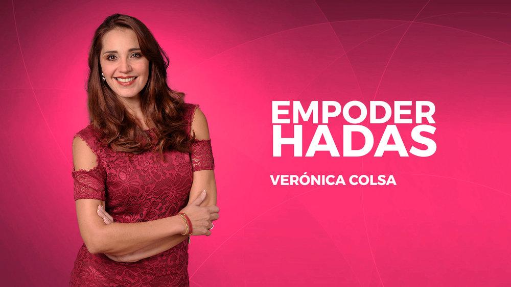 Conductora: Verónica Colsa