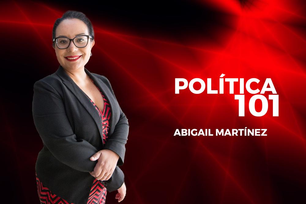 Conductora: Abigail Martínez