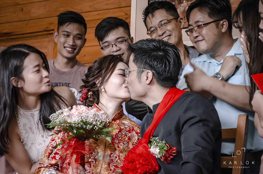 Guang Liang & Jing Wen   A series of Chinese actual day wedding photography for Jing Wen & Guang Liang on 15&16/09/2018. Assisting WD Production .