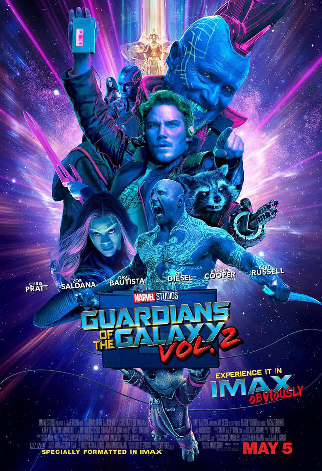 Guardians of the galaxy, vol 2