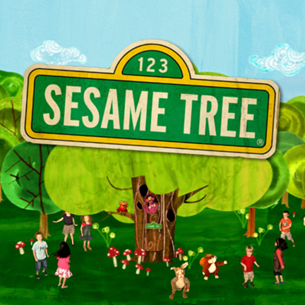 Sesame Tree (2008) - Writer (9 Episodes)CBeebies