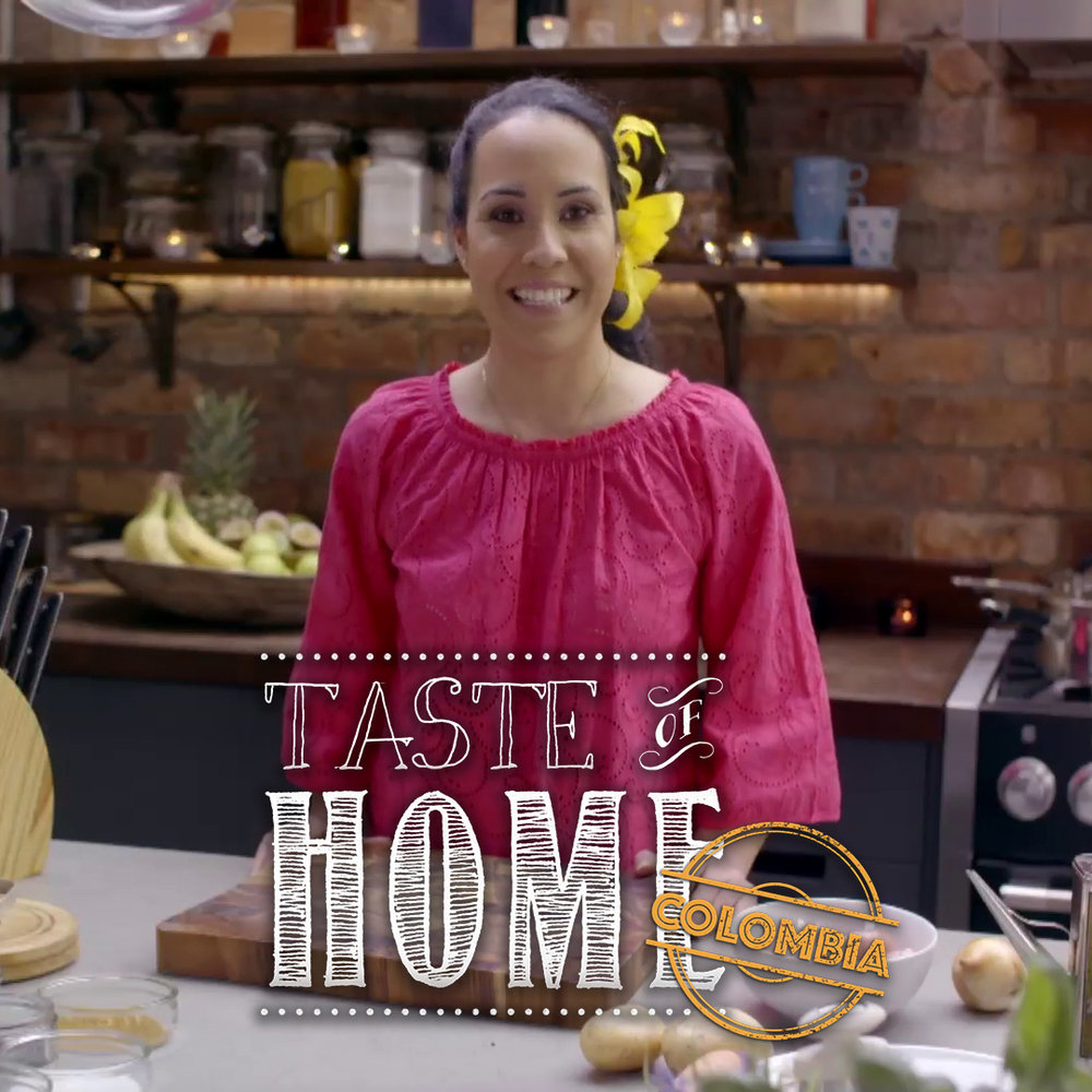 A Taste of Home (2018) - Executive ProducerBBC One Northern Ireland