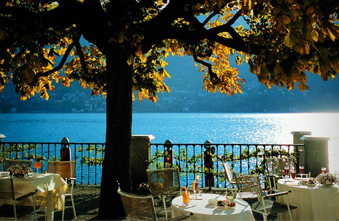 The Locale - Lake Como, considered the world's most beautiful lake and Bellagio village it's Pearl. Away from the tourist crowds in the tranquil countryside, Civenna village remains part of the Commune of Bellagio, 7kms or 10 minutes drive up the mountain from where you can find the most stunning and iconic lake views.