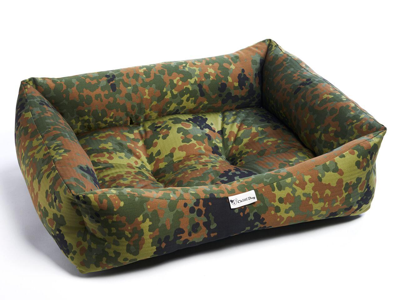 Excellent Forest Camouflage Luxury Dog Sofa Bed Interior Design Ideas Helimdqseriescom
