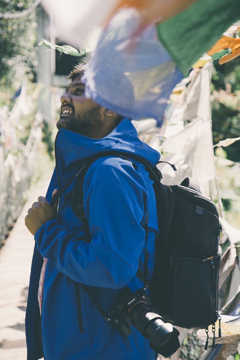 AADITYA AAKASH  Co-Founder  Travel and Documentary Photographer.  Wanderer with his rucksack.  Loves to be in transit.   @aghori31    www.aadityaaakash.com