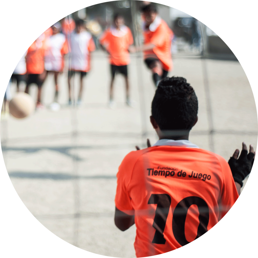 Colombia - Experience one of the most beautiful and passionate soccer nations on earth and help bring life skills and leadership training to underserved youth