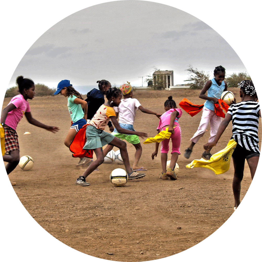 Cape Verde - Experience a tropical island paradise whilst helping to educate underserved kids through the power of soccer