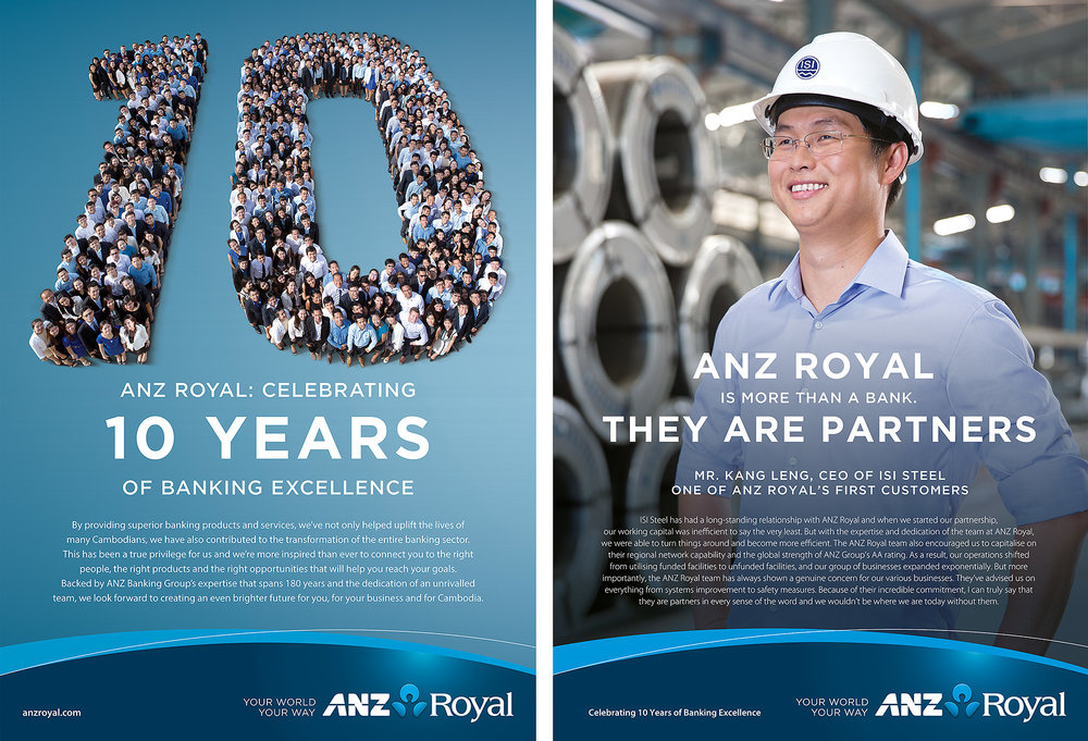 ANZ Royal 10th Anniversary 2015