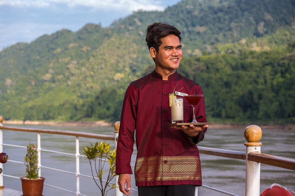 Pandaw River Expeditions Mekong Laos