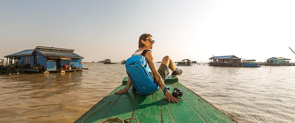 Pacsafe Travel Photo Bags