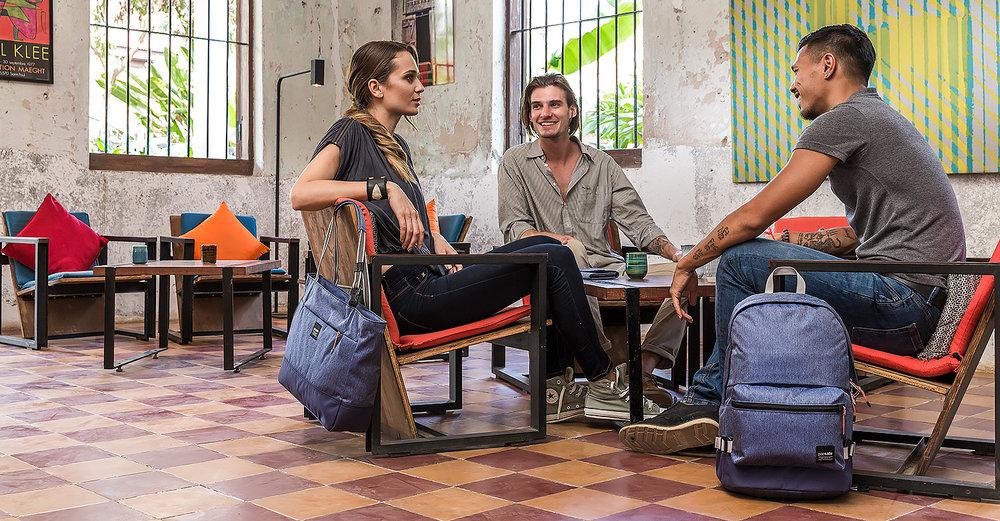 Pacsafe Travel Daypacks