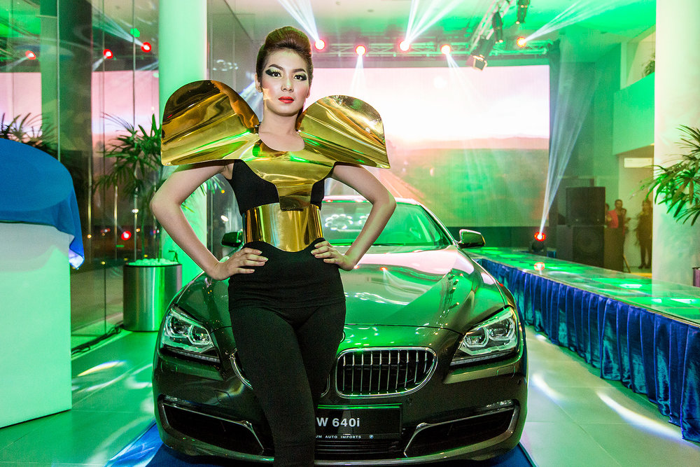BMW Showroom Launch Phnom Penh