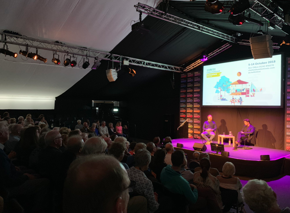 Cheltenham Book Festival