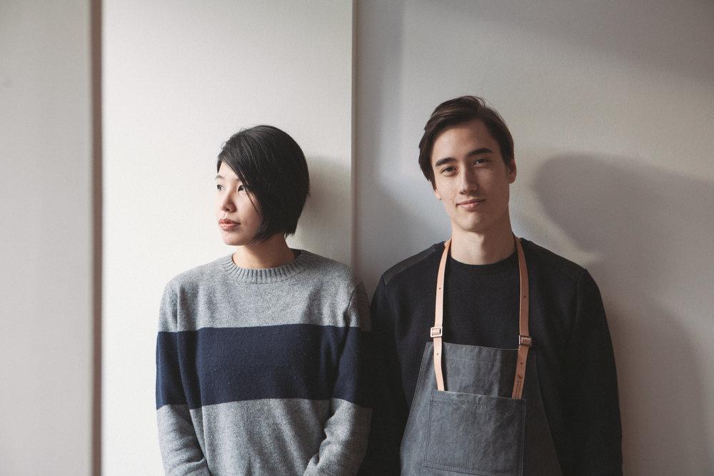Founders:Taiwan born Sharon Jo-Yun Hung and British-Japanese Chris Yoshiro Green