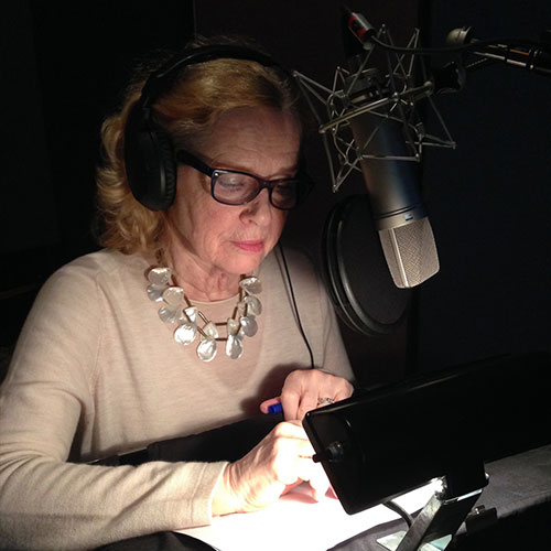 Liv Ullmann, Narrator