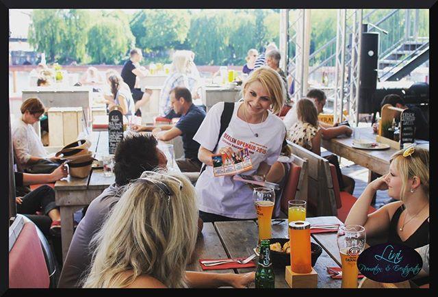 |Werbung - Seitenmarkierungen|  #sommer #openair #berlin #summer #music #happyweekend #bestoftheday #happy #fun #amazing #life #style #smile #semmelconcerts #linipromotion