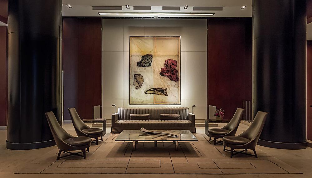 Lobby, Hyatt Park Hotel - Chicago
