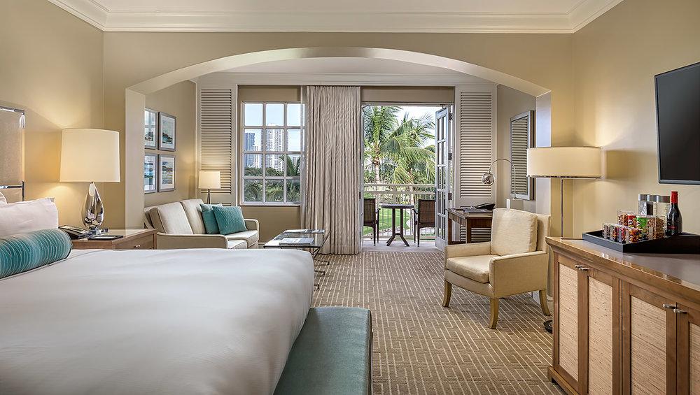 Junior Suite, Turnberry Isle Miami
