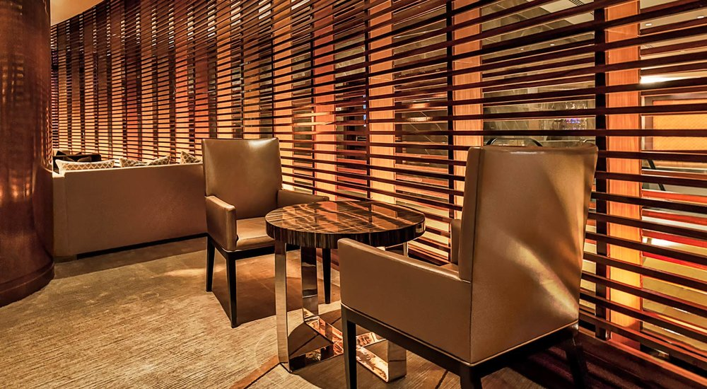 Guest lounge - JW Marriott Marquis Miami