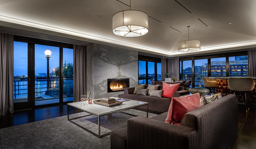 Presidential Suite - Sagamore Pendry Baltimore