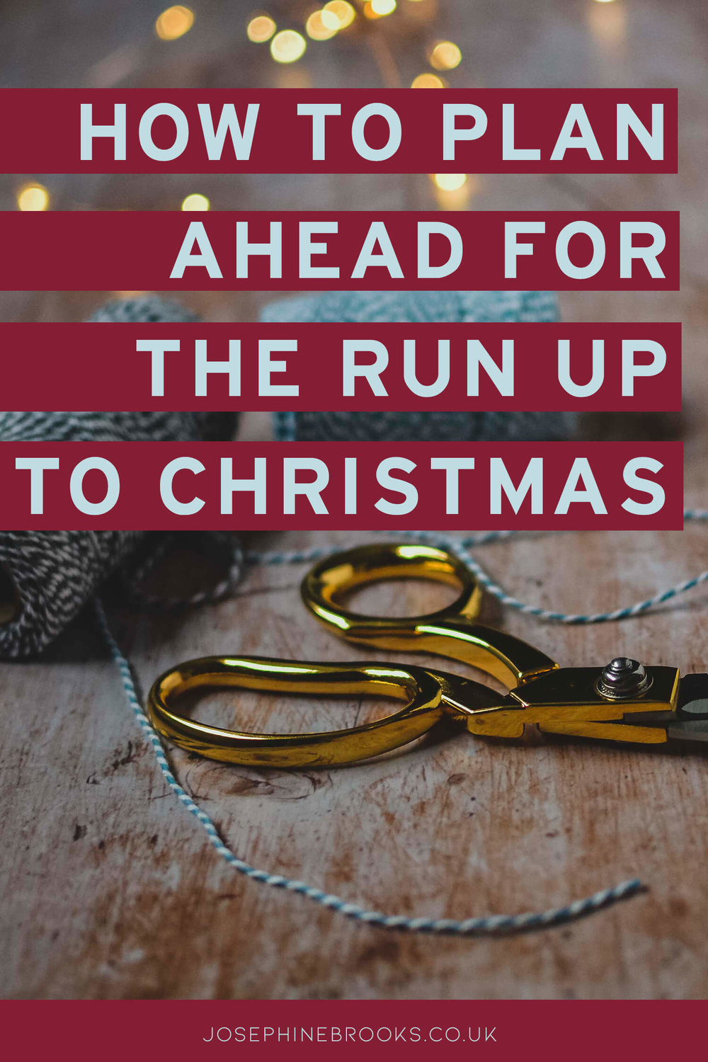 How to plan ahead this summer for the run up to Christmas, Planning for christmas for your creative business, Handmade business planning for Christmas