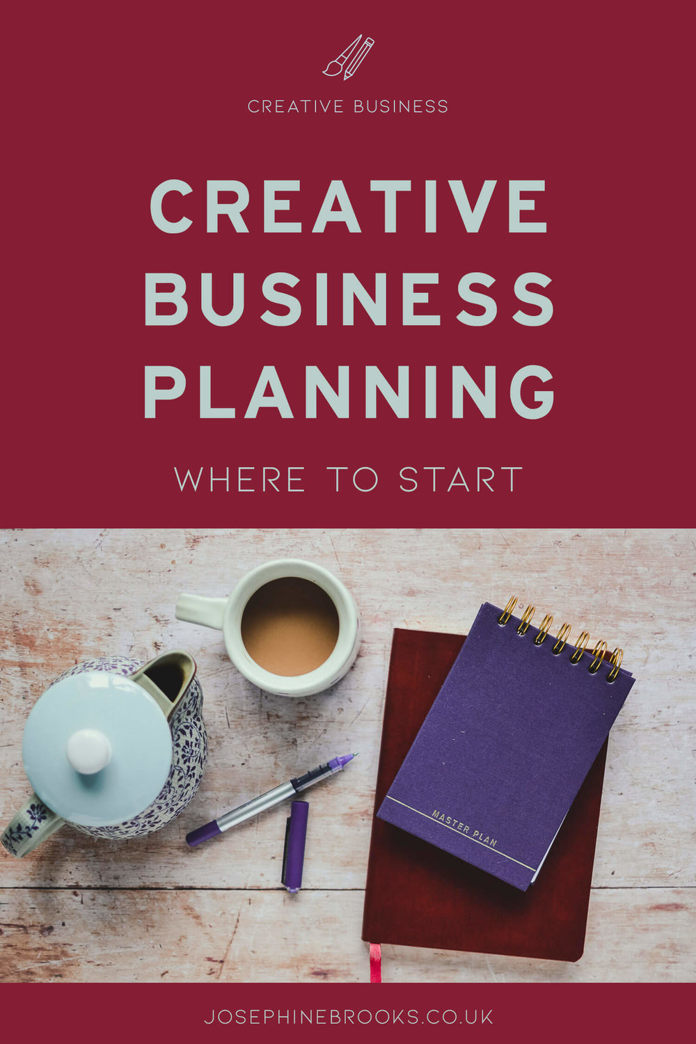 Creative business planning, Quarterly Business planning for makers, Handmade business planning, Creative business plan, how to start a creative business