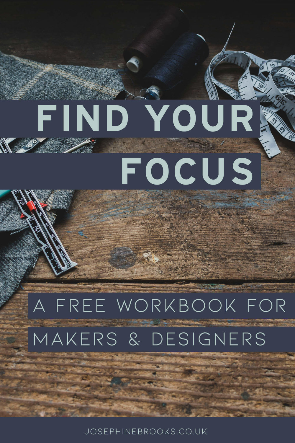 How to find your focus in your creative business, overcome overwhelm in creative business, what to prioritise in my handmade business, focus for makers and designers, Creative business workstreams