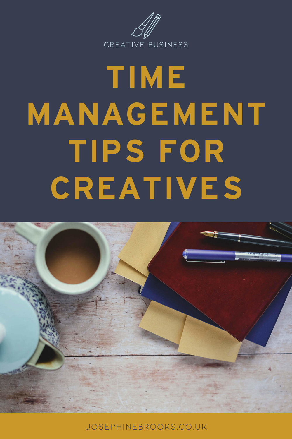 Time Management for Creatives, Managing time when you're a maker, Managing time in your handmade business, Time management hacks, Time management tips for handmade business