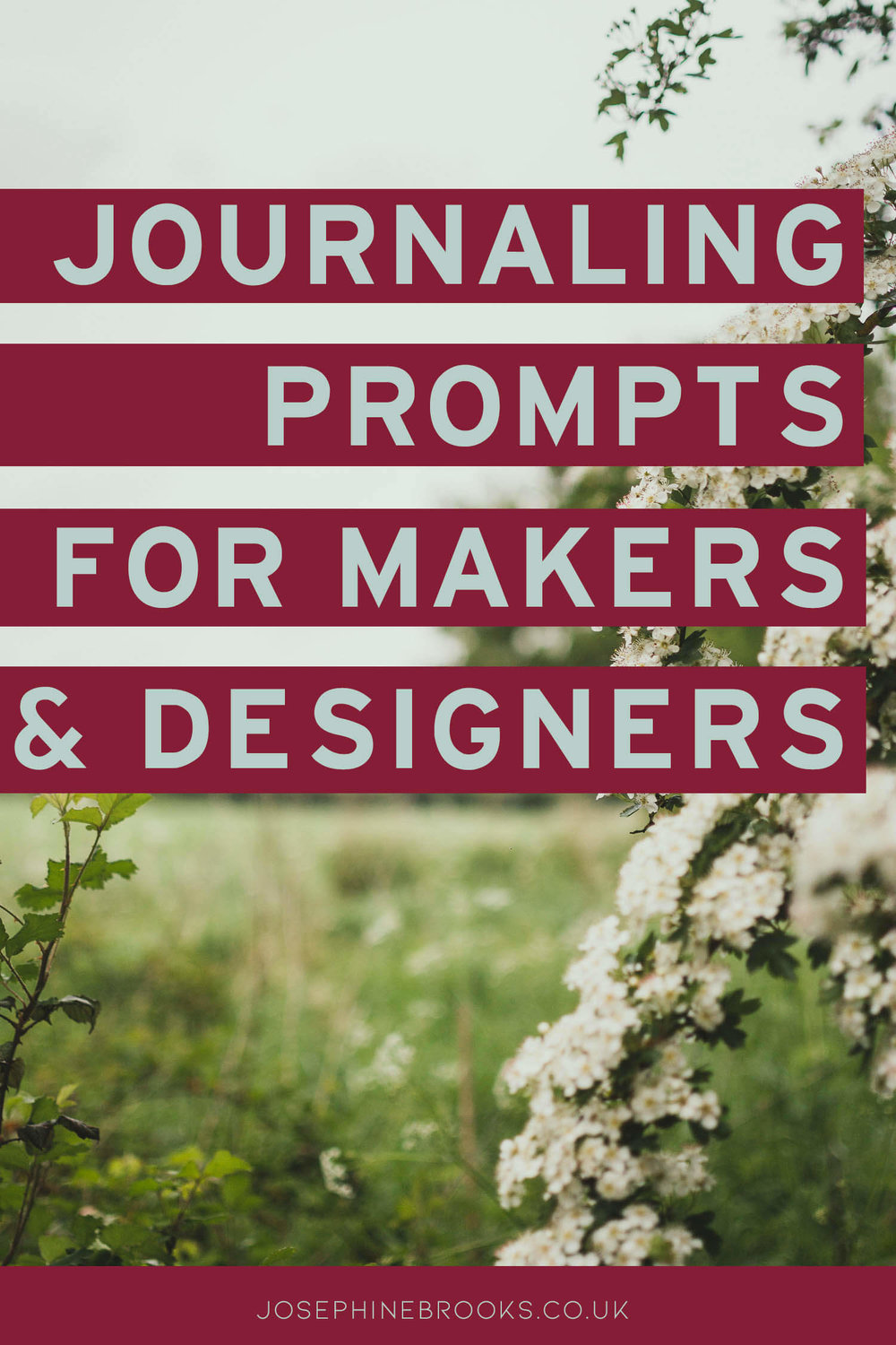 10 Journaling prompts for creatives, Journal prompts for makers and designers, Journaling questions, How to start journaling, Creative business journal tips, No-pressure journaling, How to start a creative journal