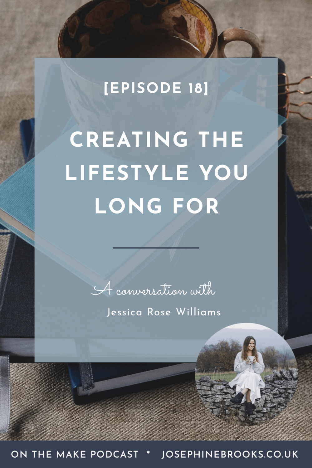 Creating the lifestyle you want to live by taking your side-hustle full time with Jessica Rose Williams, Taking the leap, Side business to full time
