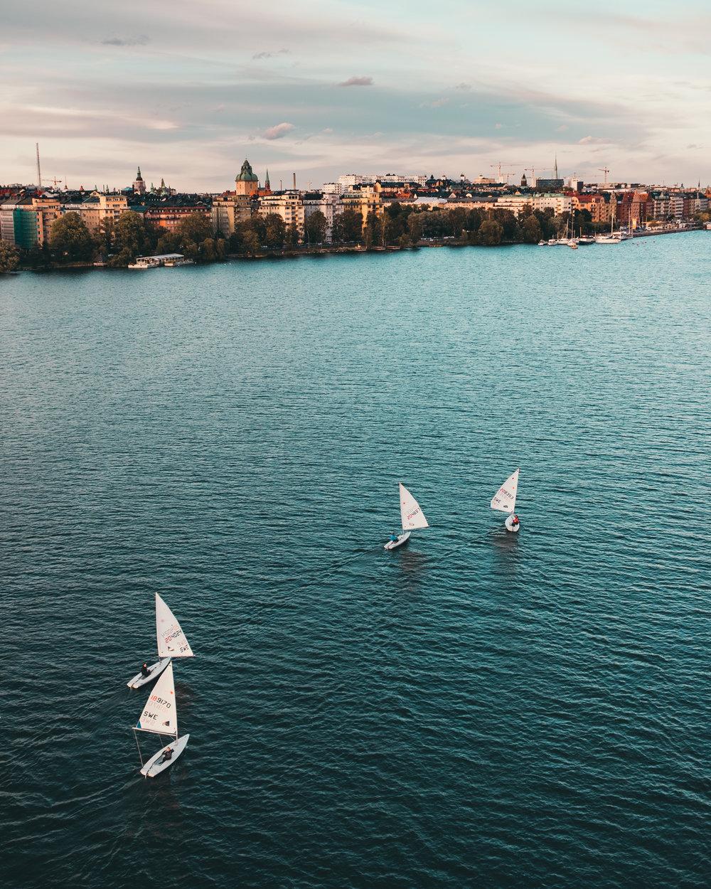stockholm+långholmen+kungsholmen+mälaren