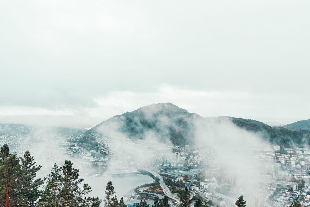 Fløibanen+Fløyen+bergen