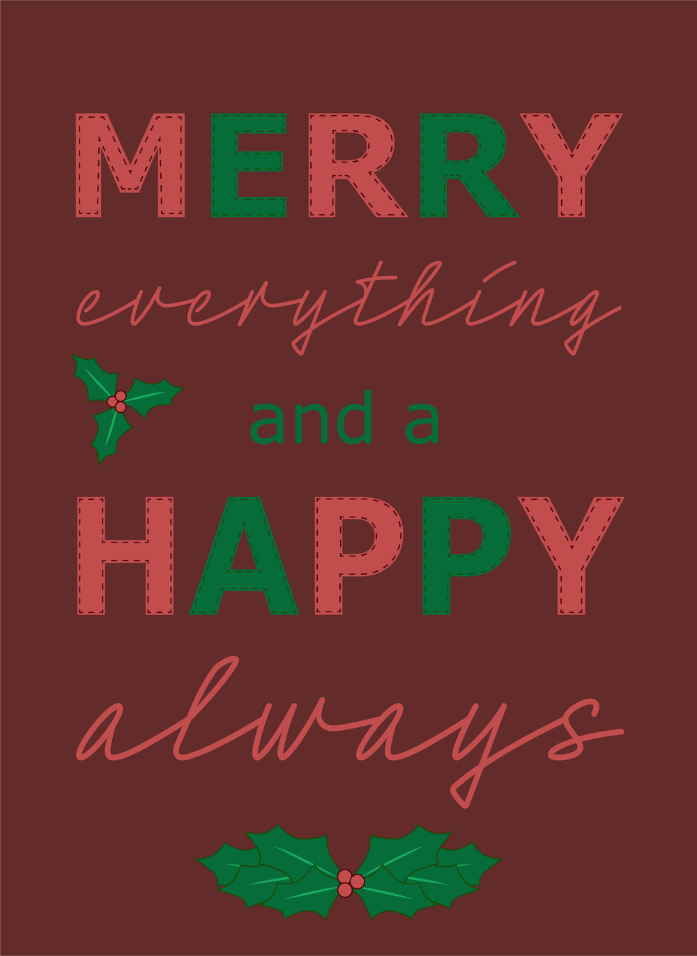 christmas+print+quote