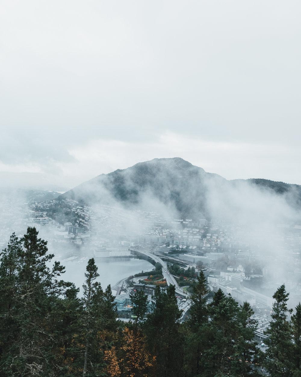 norge+bergen