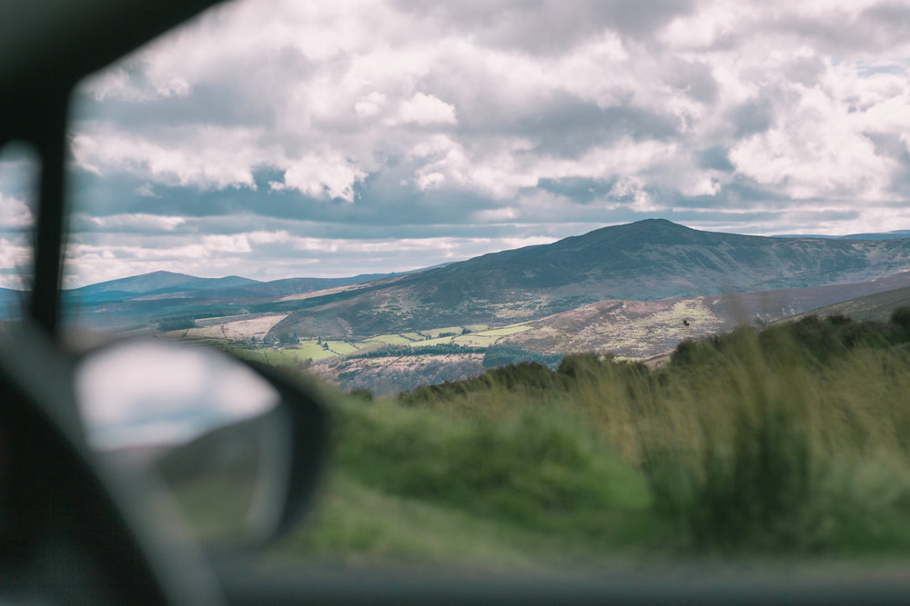 irland+road trip