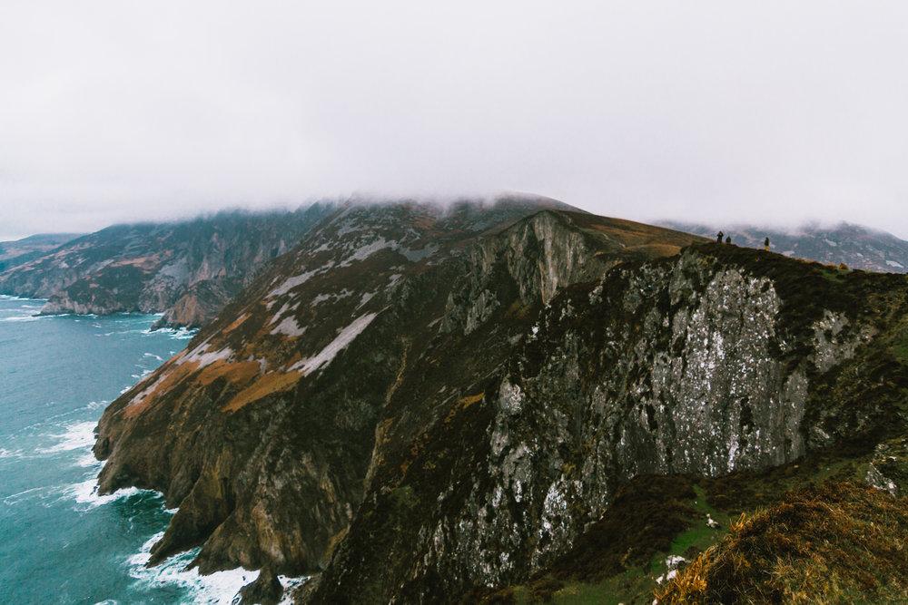 irland+slieve league cliffs