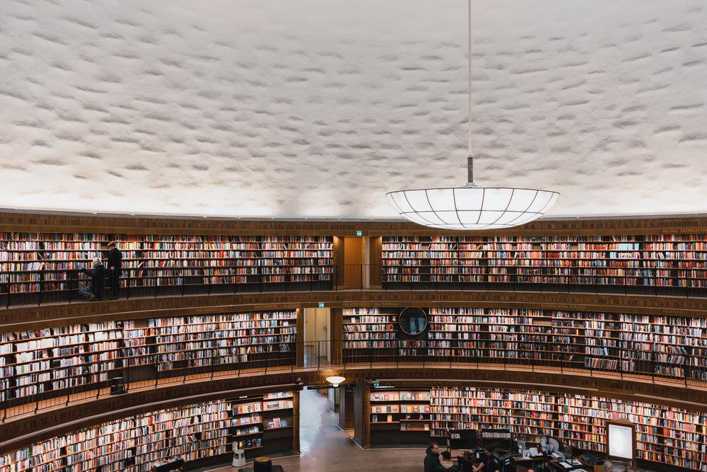 stockholm+stadsbibliotek