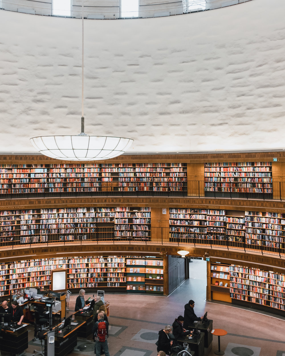 stockholms+stadsbibliotek