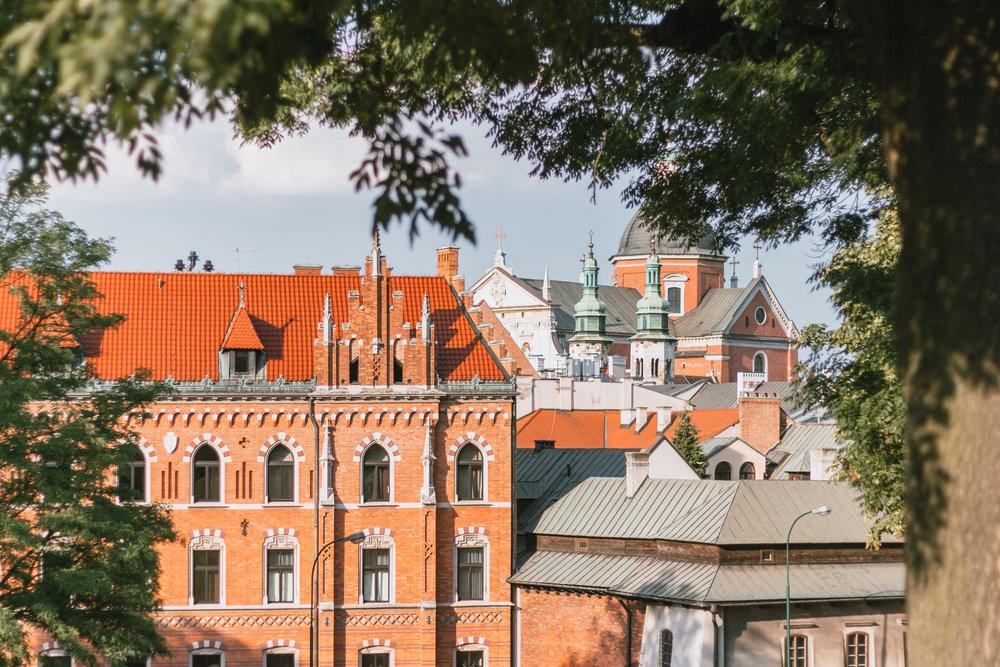 krakow polen