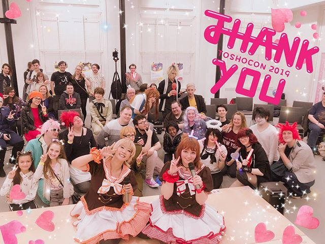 Thank you #toshocon2019 for a great live show! We hope to see you again soon! 💞 #chekiss #overseasidol
